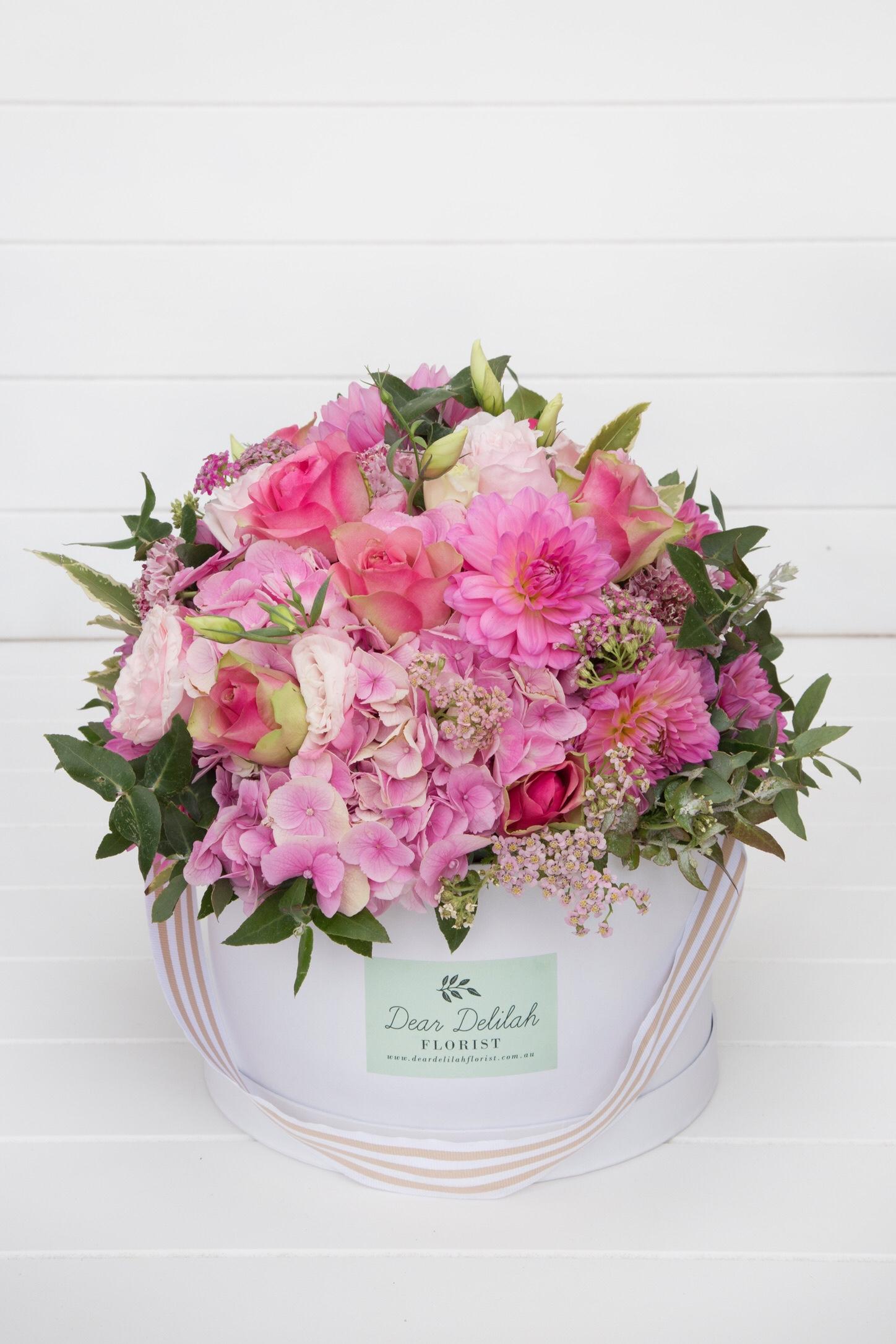 Chic Charlotte | Dear Delilah Florist, Latrobe Valley