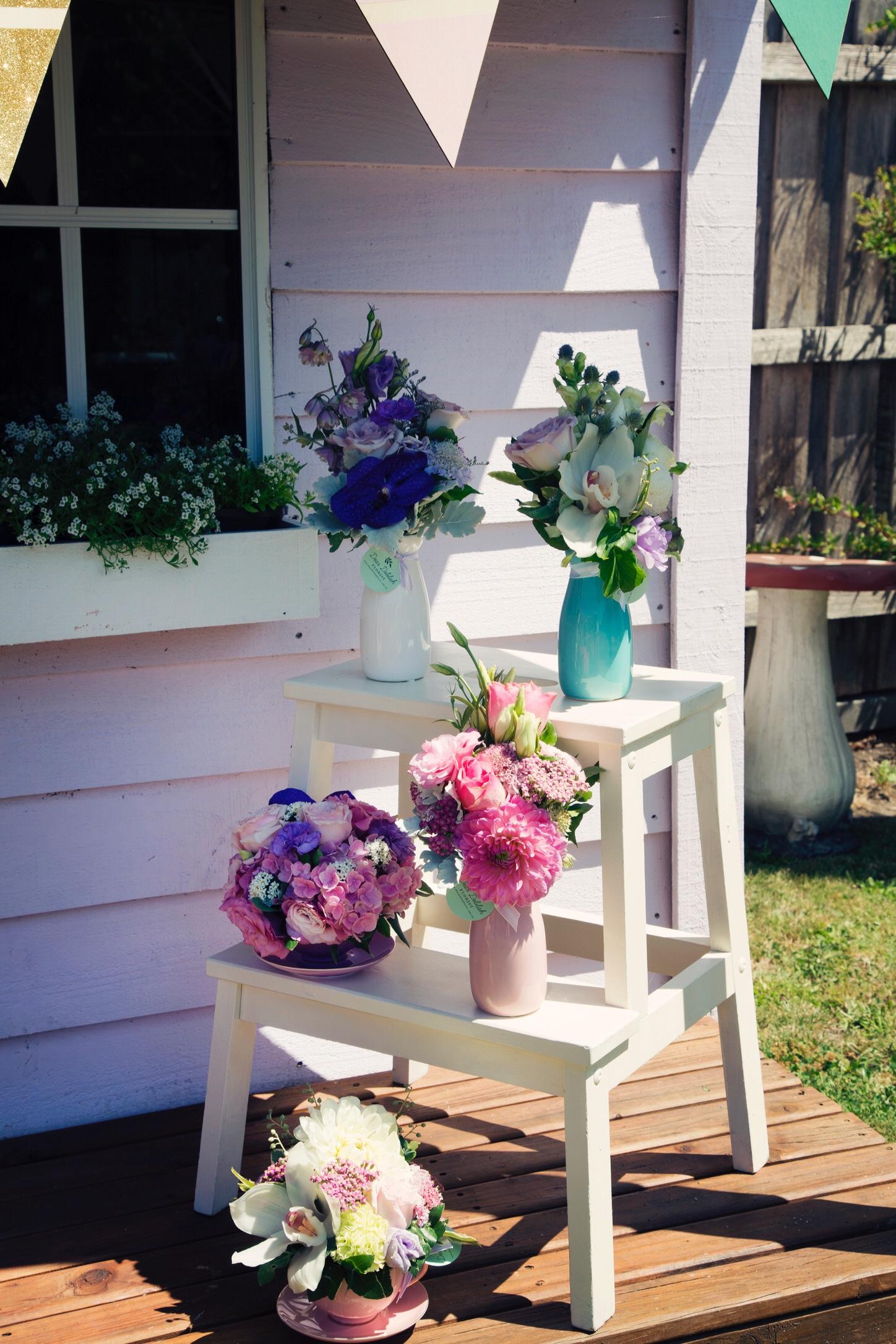 Milk Bottle | Dear Delilah Florist, Latrobe Valley