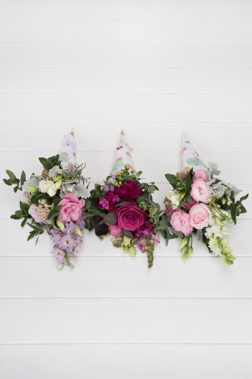 Flower Cone | Dear Delilah Florist, Latrobe Valley
