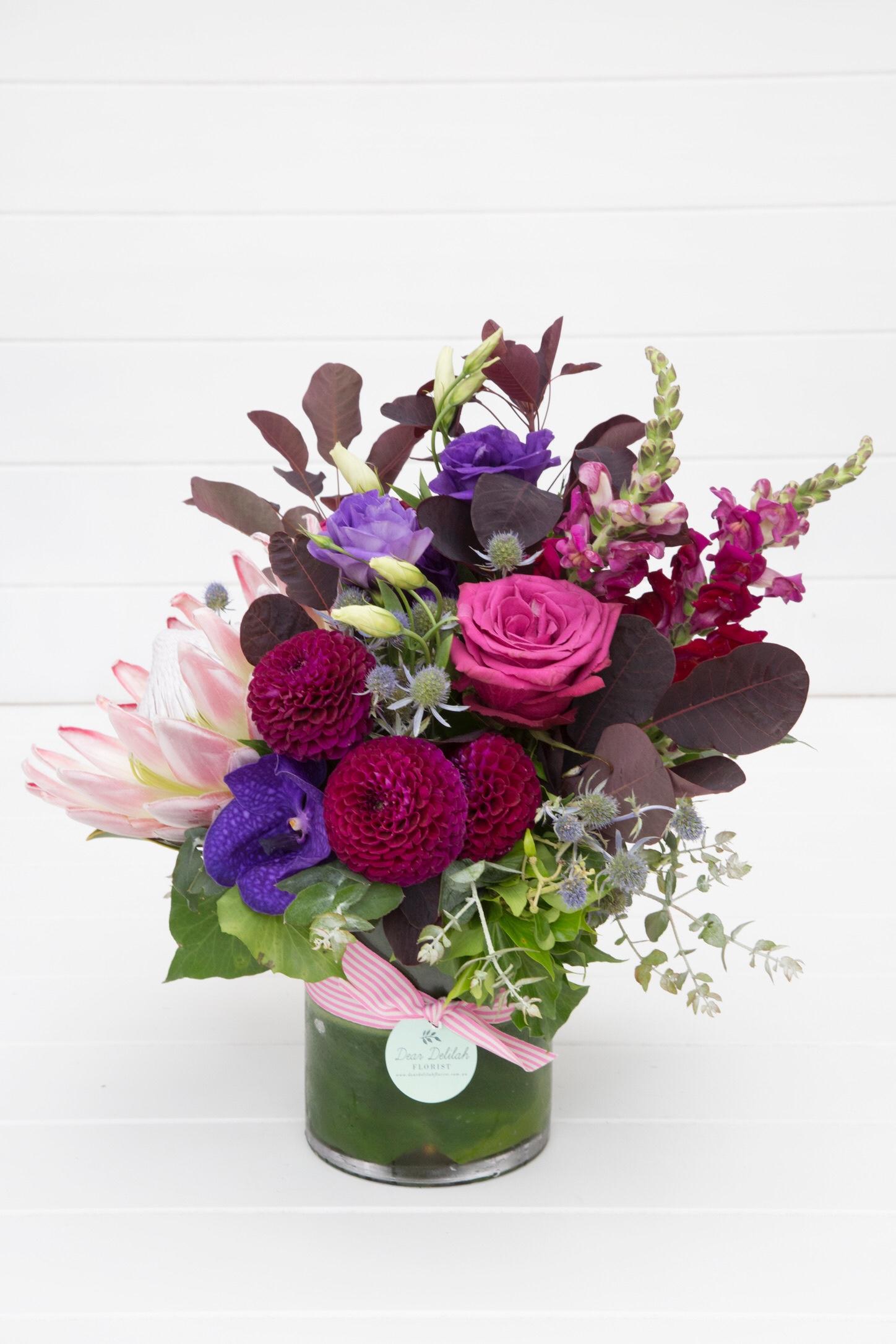Violet | Dear Delilah Florist, Latrobe Valley